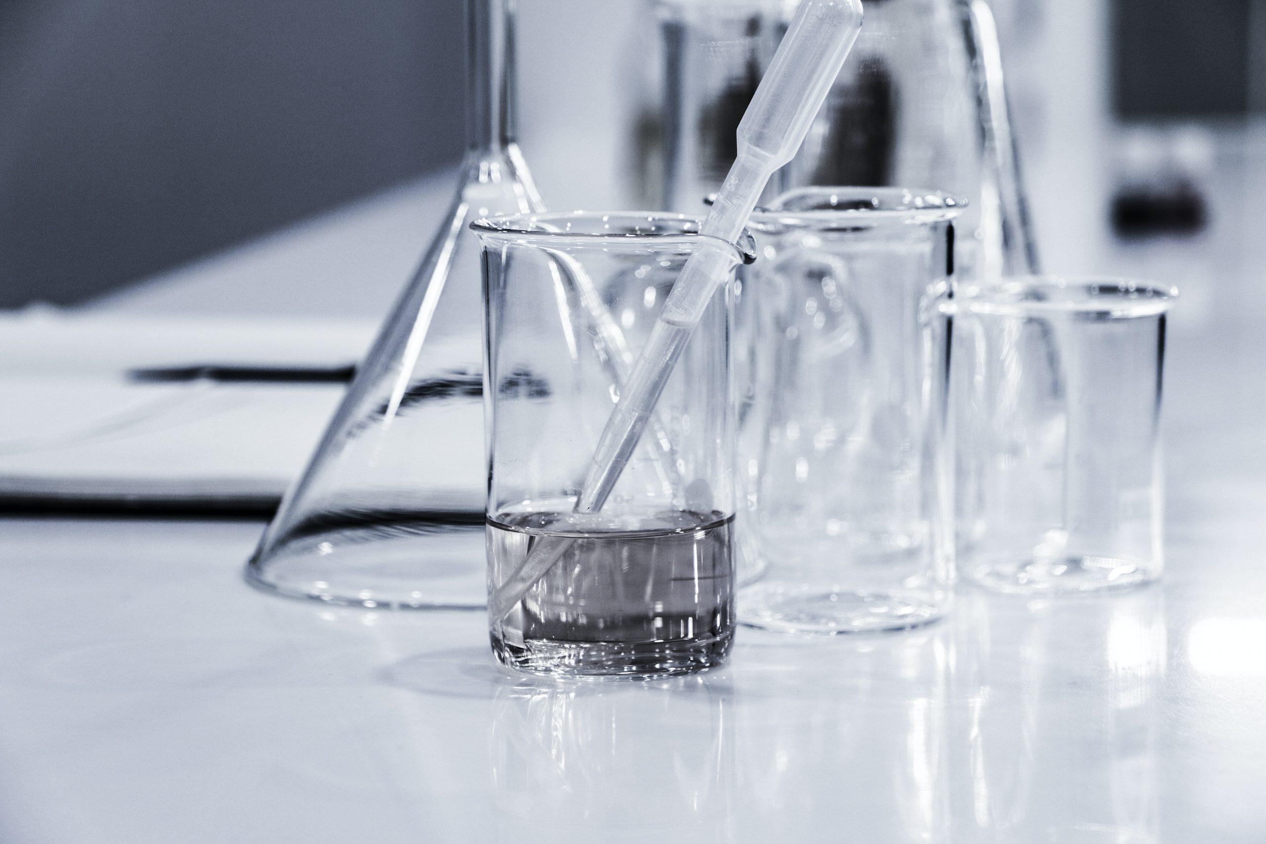 Etudes de chimie